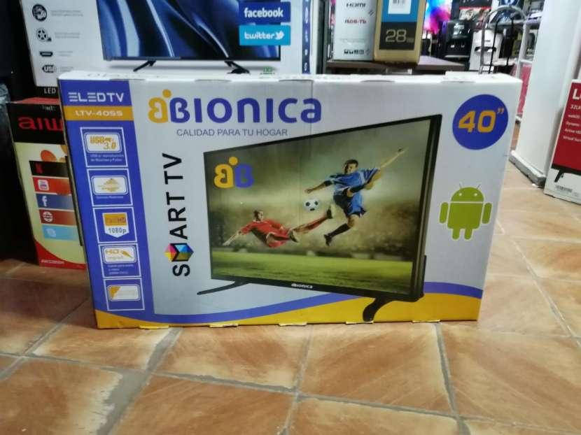 TV LED Smart Bionica 40 pulgadas Full HD - 0