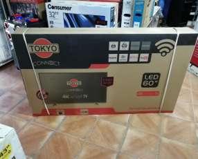 TV LED Smart Tokyo 60 pulgadas UHD 4K