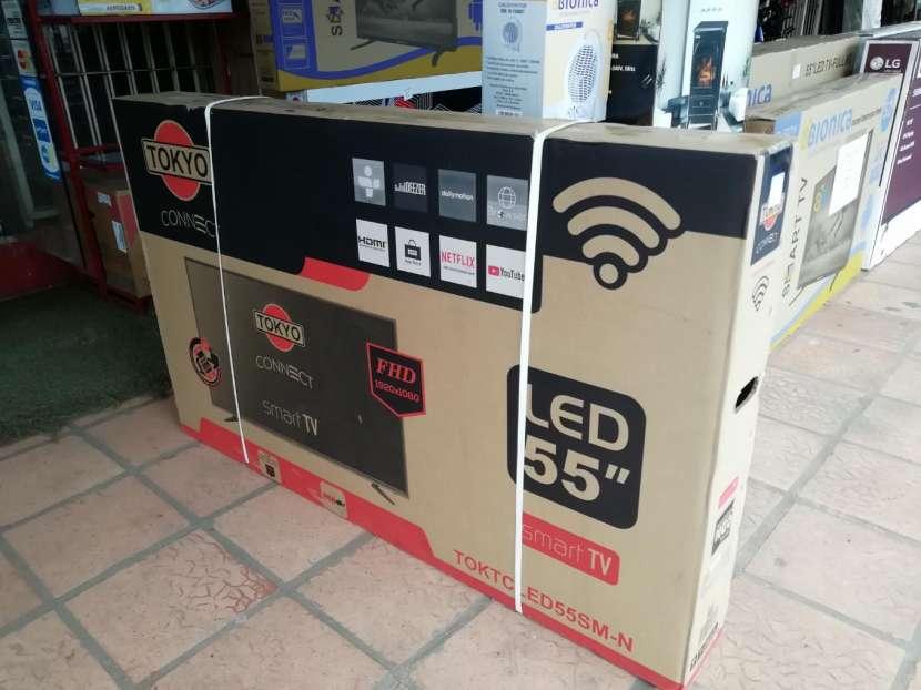 TV LED Smart Tokyo 55 pulgadas Full HD - 0