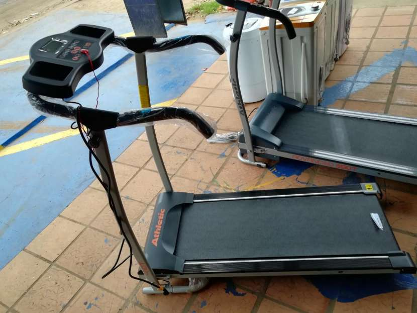 Cinta para caminar Athletic Advanced 390T - 0
