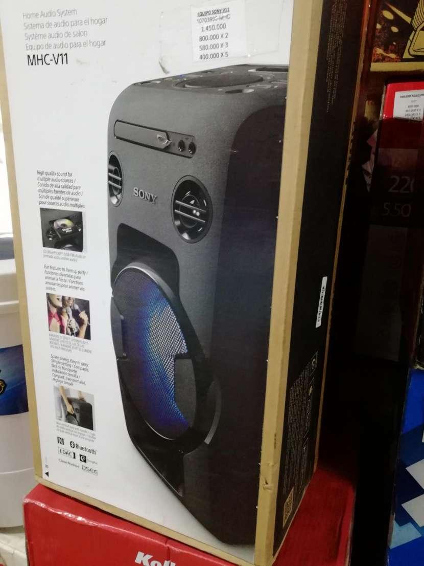 Minicomponente Sony V-11 5170W - 1