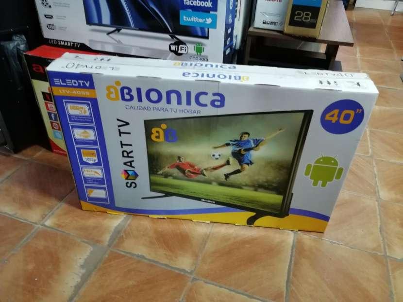 TV LED Smart Bionica 40 pulgadas Full HD - 1