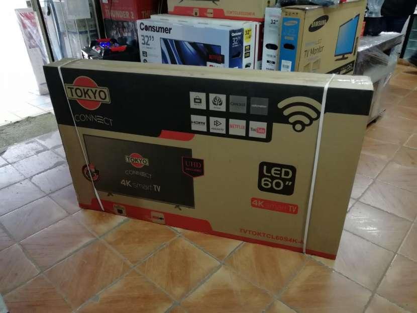 TV LED Smart Tokyo 60 pulgadas UHD 4K - 1