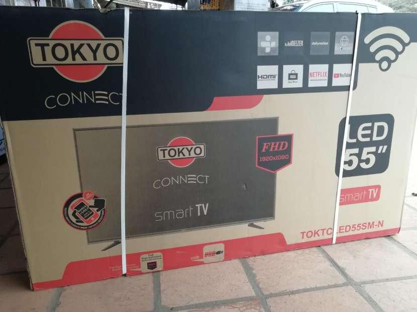 TV LED Smart Tokyo 55 pulgadas Full HD - 1