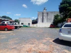 Terreno en Esquina Comercial de Asunción