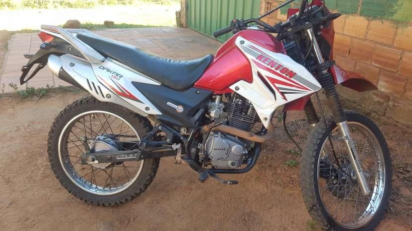 Moto Kenton Dakar 150 cc - 0