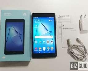 Tablet Huawei tab 3 de 7P pulgadas