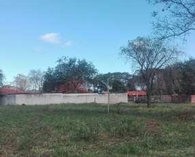 Terreno en Villa Elisa barrio villa bonita