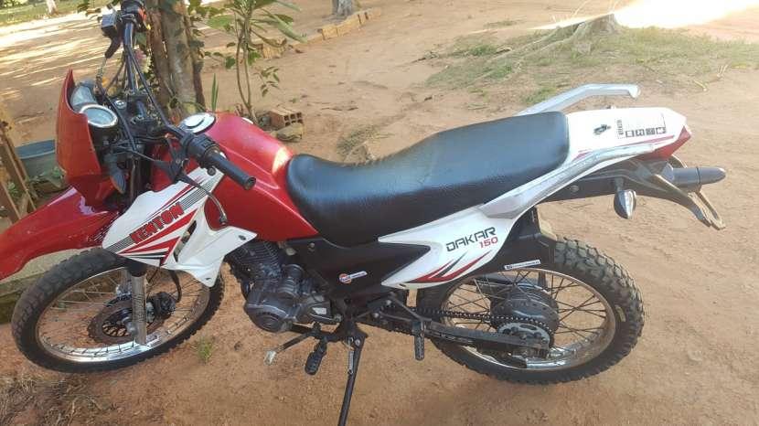 Moto Kenton Dakar 150 cc - 1