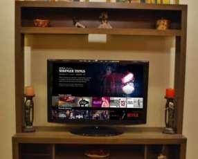 Estante Olinda para tv de 55 pulgadas