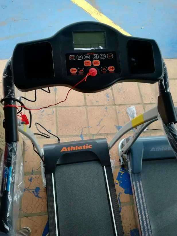 Cinta para caminar Athletic Advanced 390T - 2