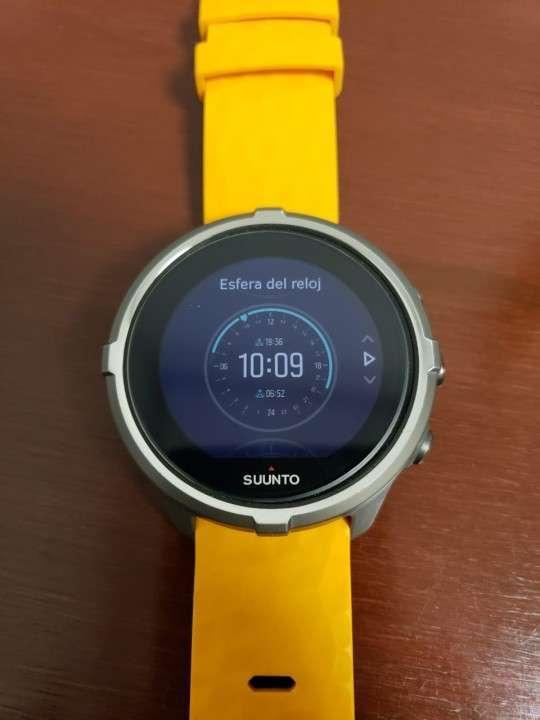 Smartwatch Suunto Spartan - 1