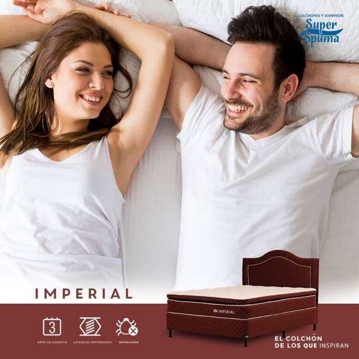 Sommier Imperial - 0
