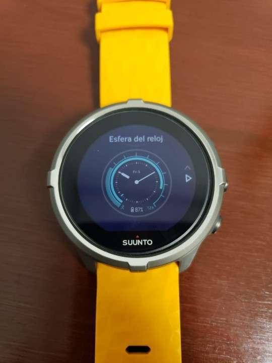 Smartwatch Suunto Spartan - 0