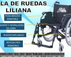 Silla de ruedas Liliana