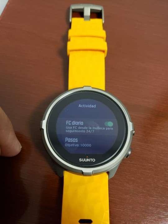 Smartwatch Suunto Spartan - 3