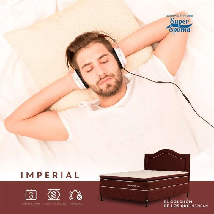 Sommier Imperial - 1