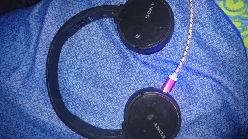 Auricular Sony A Bluetooth MDR-ZX220BT - 0