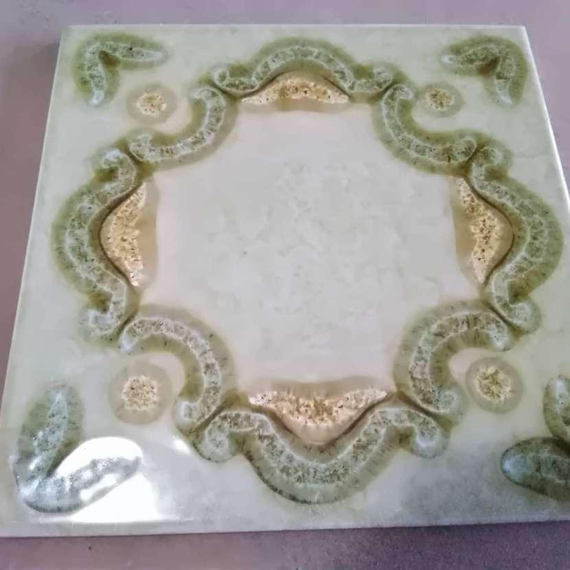 Azulejos antiguos importados para mosaico - 3