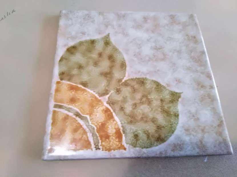 Azulejos antiguos importados para mosaico - 8