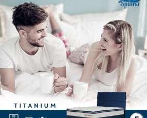 Sommier Titanium