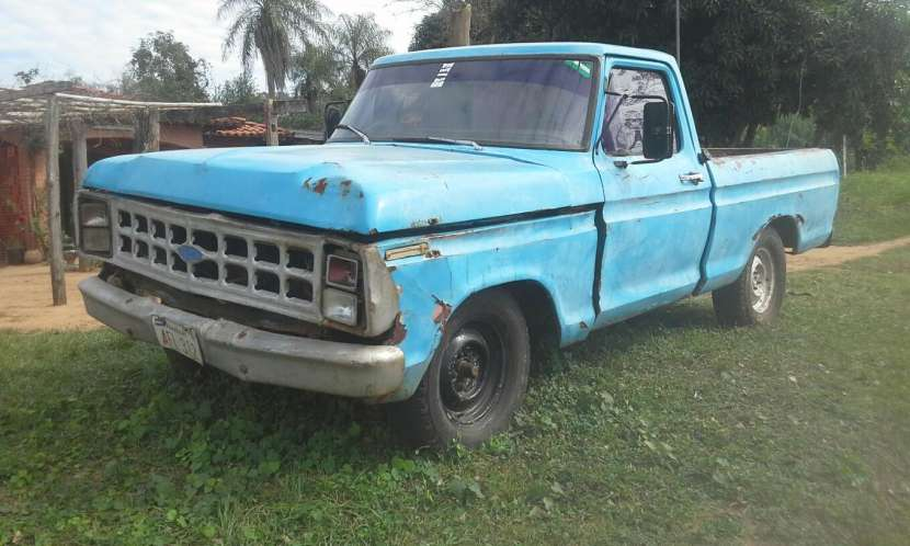 Ford F100 1974 - 1