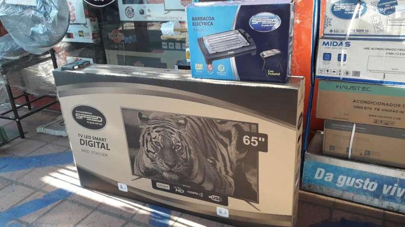 TV LED Smart Speed full UHD 4K de 65 pulgadas - 0