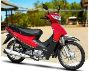 Moto Buzz Maruti
