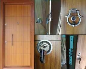 Puertas de seguridad CALIDAD EUROPEA