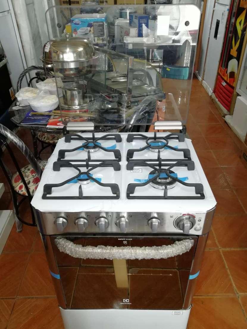 Cocina Electrolux inoxidable Catalina - 2