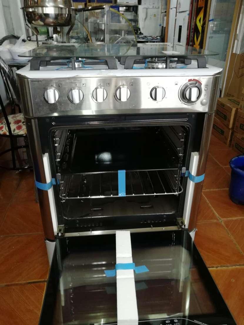 Cocina Electrolux inoxidable Catalina - 3