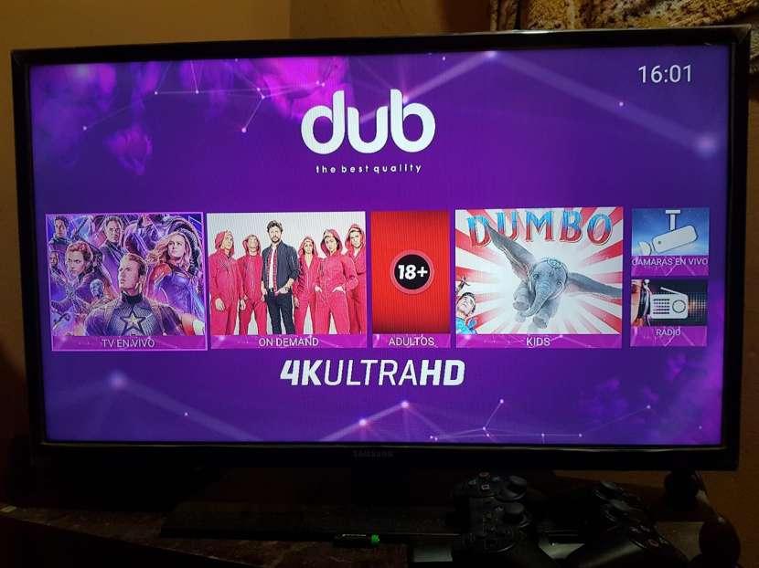Tv box, canales premium series y películas gratis - 6