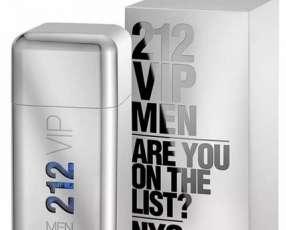 Perfume 212 vip men 100 ml de carolina herrera
