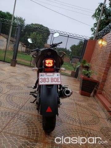 Moto Yamaha FZ 2.0 - 3