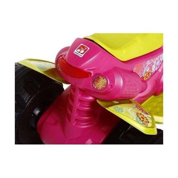 Motito a Batería Rosa marca Bandeirante XT3 - 2