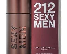 Perfume sexy men 100 ml de carolina herrera