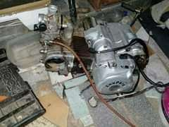 Motor Kenton y Leopard - 0