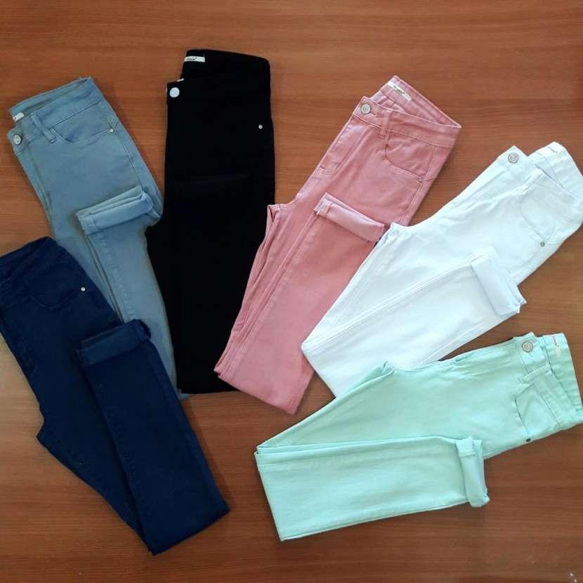 Jeans elastizado traídos de USA - 0