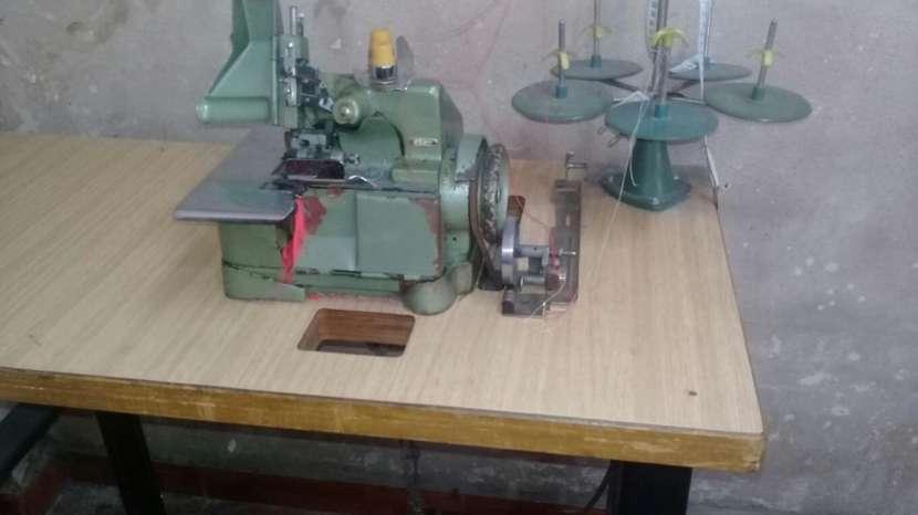 Overlock semi industrial - 1