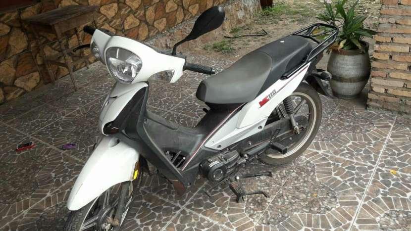 Moto Leopard mc110 tipo scooter - 3