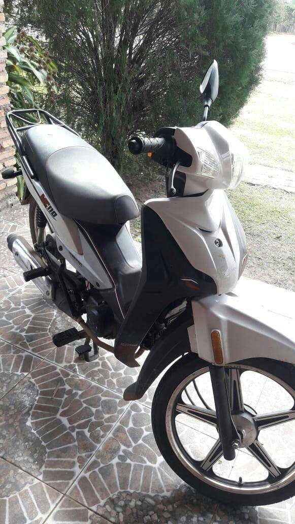 Moto Leopard mc110 tipo scooter - 4