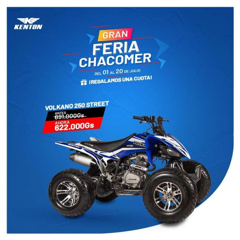 Motos Kenton y Yamaha - 7
