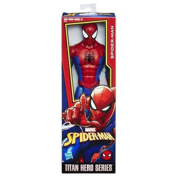 Muñeco Titan Hero Series de Spider-Man de Hasbro - 1
