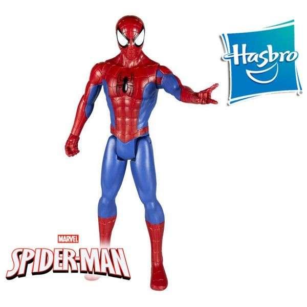 Muñeco Titan Hero Series de Spider-Man de Hasbro - 0