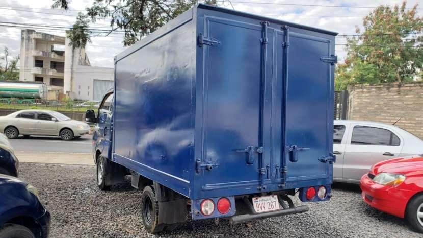 Kia Bongo furgón refrigerado 2007 - 4