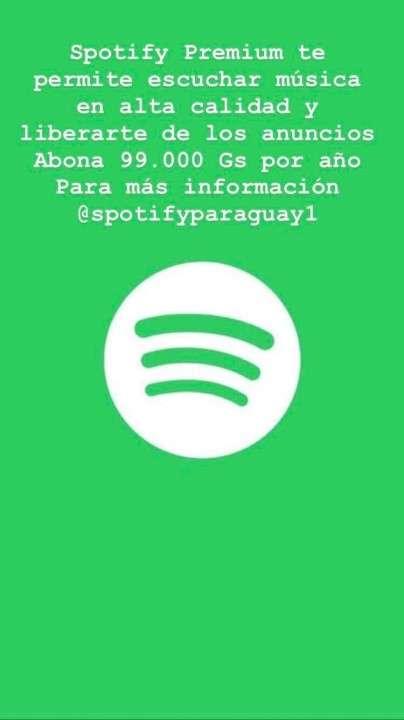 Spotify Premium - 0