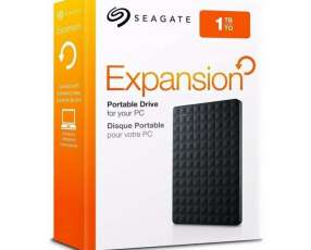 Disco duro portátil seagate 1 tb