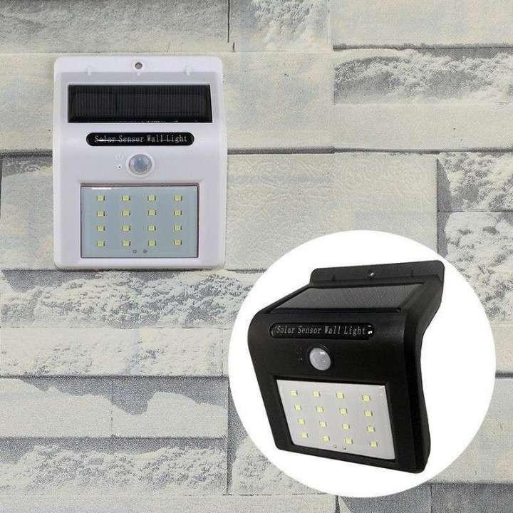 Aplique LED solar - 1
