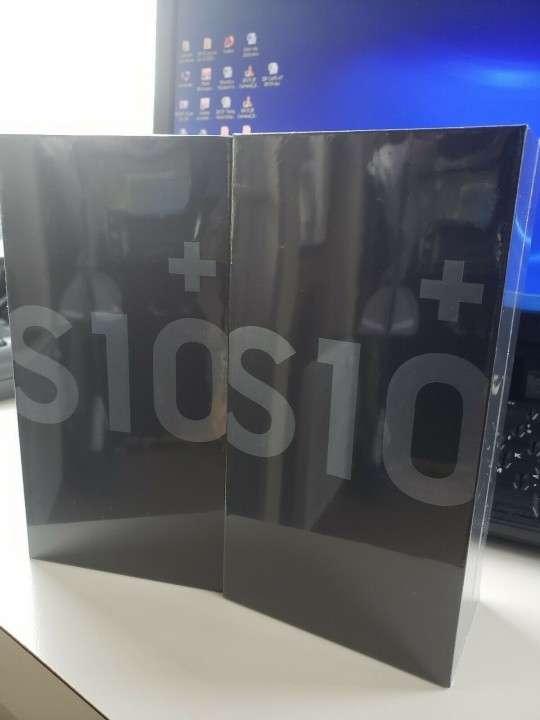 Samsung Galaxy S10+ 256 GB - 1