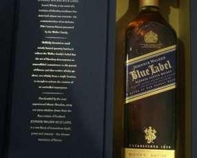 Whisky Blue Label